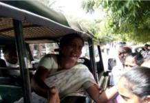 vithiya mother thanking