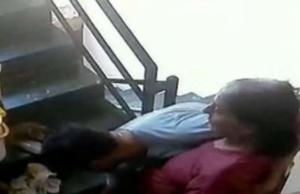 சிசிடிவி காட்சியால் வெளிவந்த உண்மை