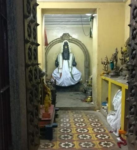 Temple Mylapore valluvar