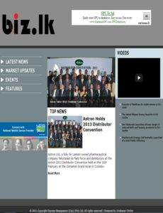 Biz News News Paper