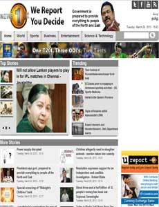 Newsfirst English News Paper